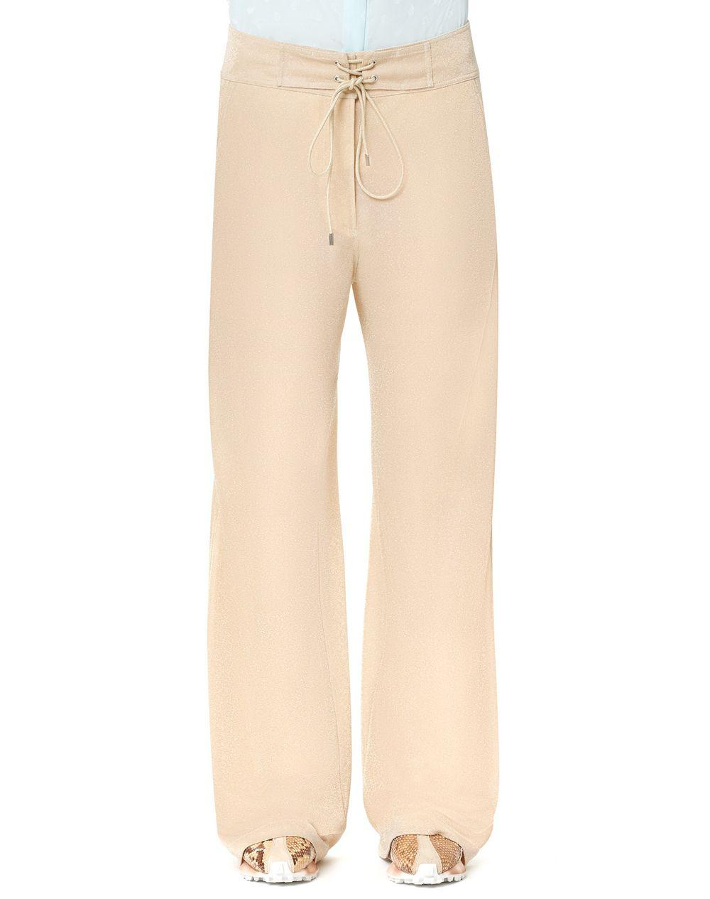 LARGE LEG FLUID PANTS - Lanvin