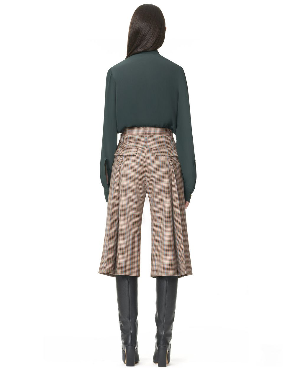 PLEATED CULOTTES - Lanvin