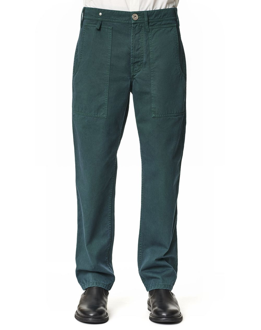 FIVE POCKETS TROUSERS - Lanvin
