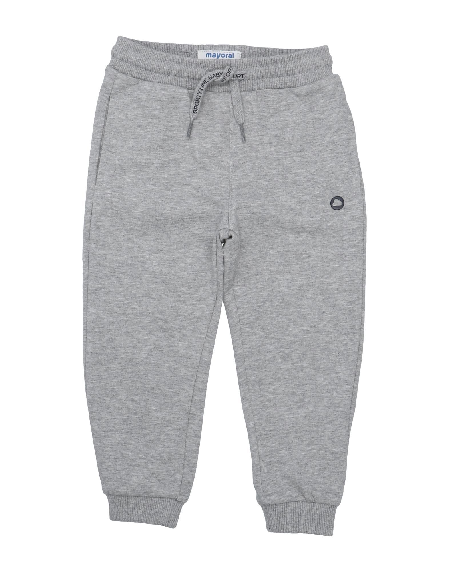 Mayoral Kids' Casual Pants In Gray