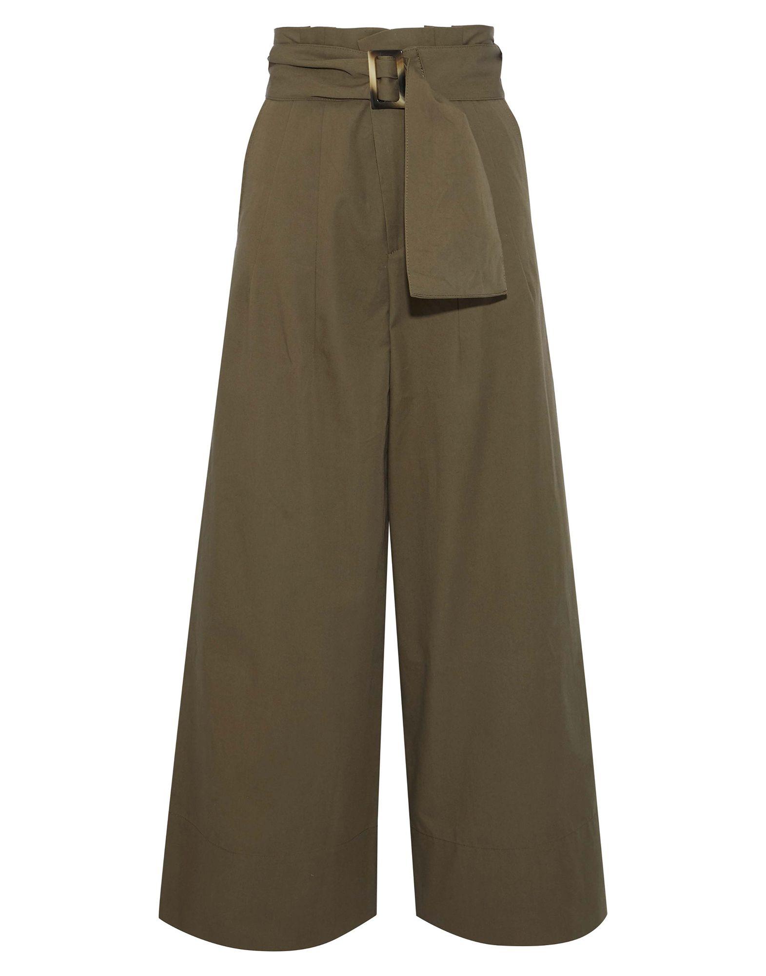 IRIS & INK Повседневные брюки брюки lost ink lost ink lo019ewccpv8