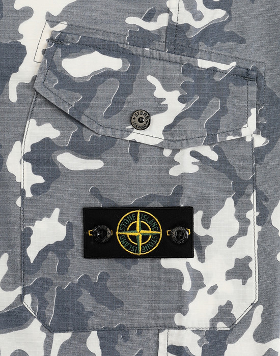 13476720mb - PANTS - 5 POCKETS STONE ISLAND JUNIOR
