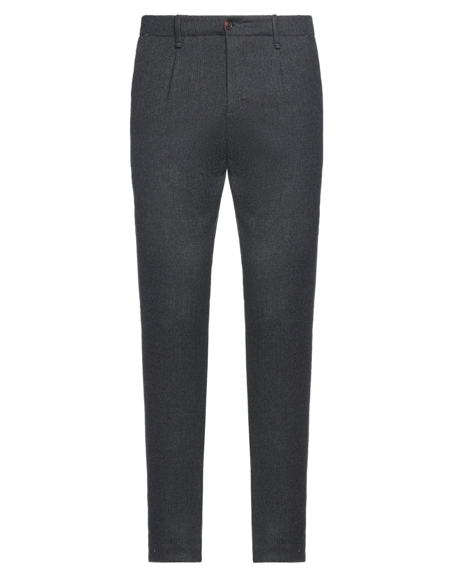 Myths Casual Pants In Gray
