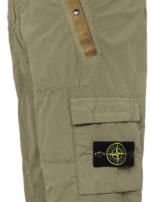 13477896rx - TROUSERS - 5 POCKETS STONE ISLAND