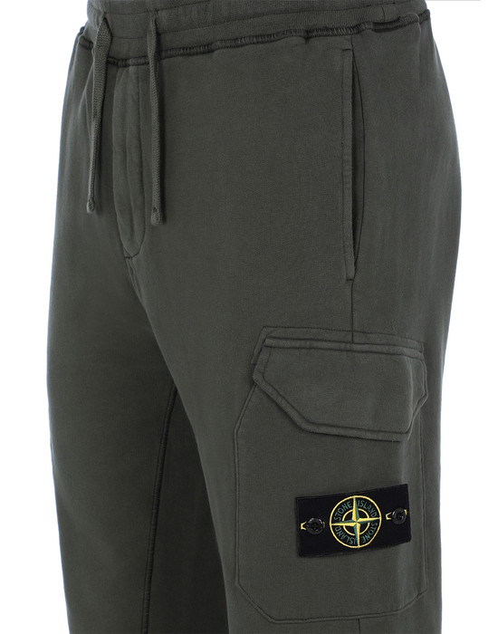 13478375fb - PANTS - 5 POCKETS STONE ISLAND