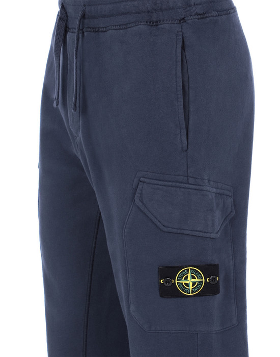 13478375wc - TROUSERS - 5 POCKETS STONE ISLAND
