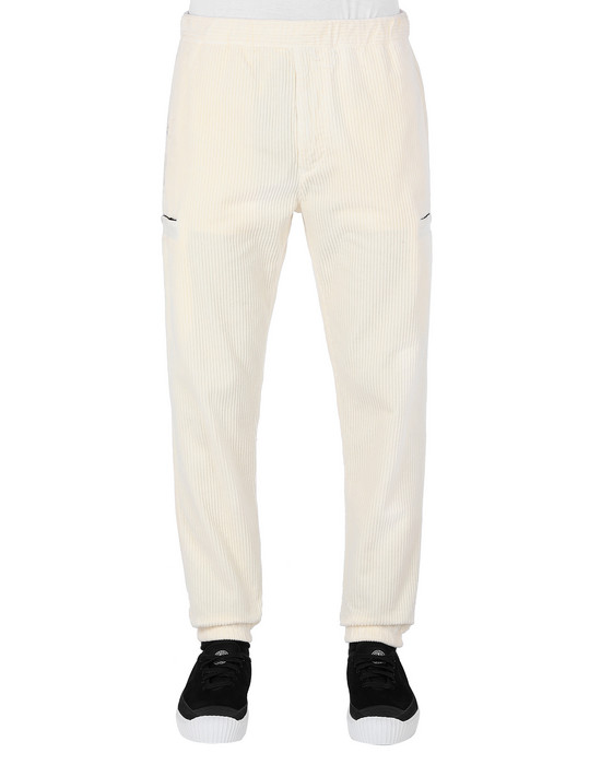 STONE ISLAND 32211 Trousers Man Butter