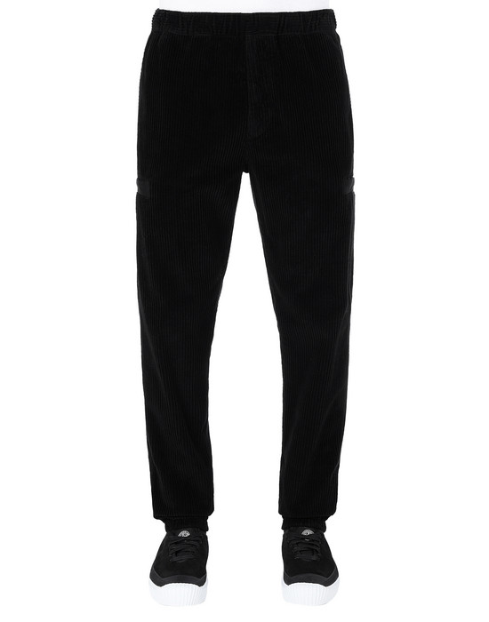 STONE ISLAND 32211 Pants Man Black