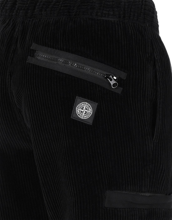 13478385qc - TROUSERS - 5 POCKETS STONE ISLAND