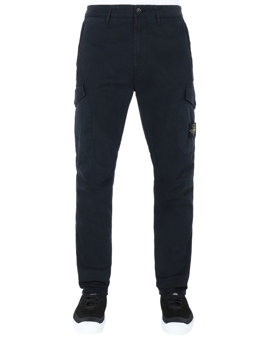 STONE ISLAND 31310 Pants Man Blue