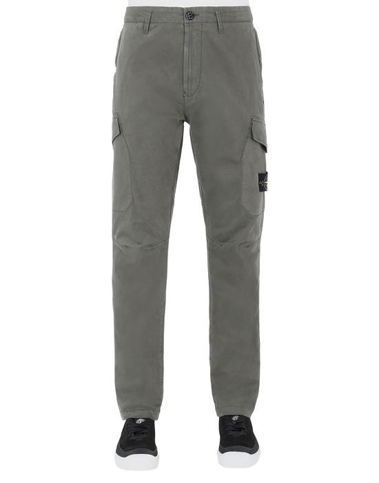 STONE ISLAND 31310 Trousers Man Musk Green