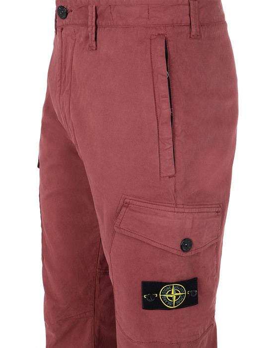 13478391qr - TROUSERS - 5 POCKETS STONE ISLAND