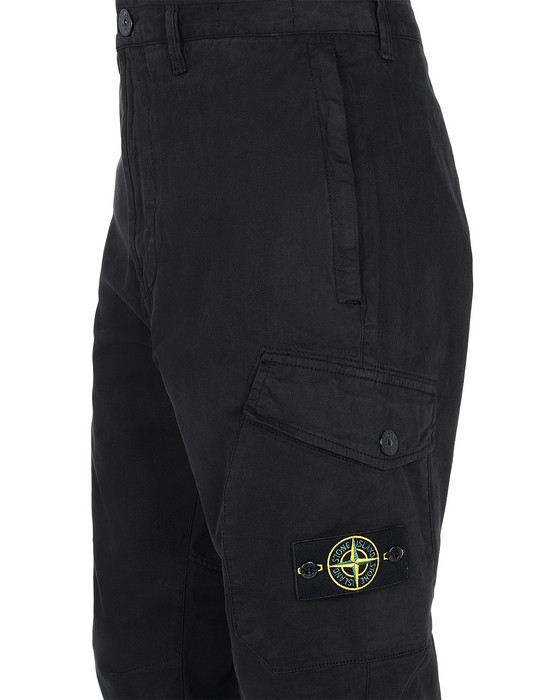 13478391wa - TROUSERS - 5 POCKETS STONE ISLAND