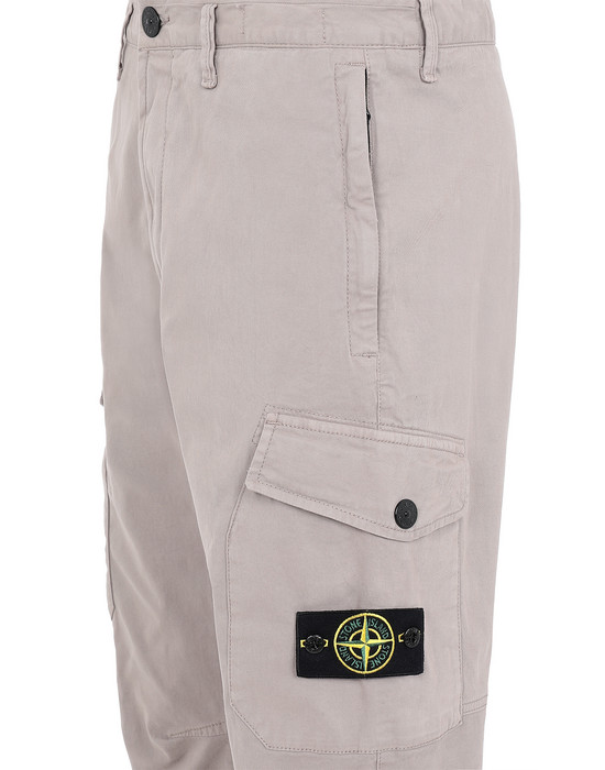 13478391xj - PANTS - 5 POCKETS STONE ISLAND