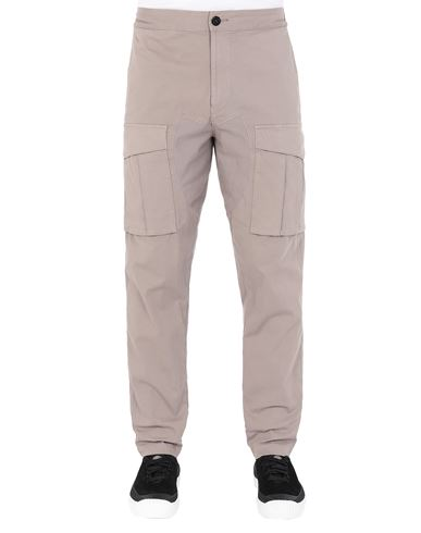STONE ISLAND 30710 Trousers Man Mud EUR 162
