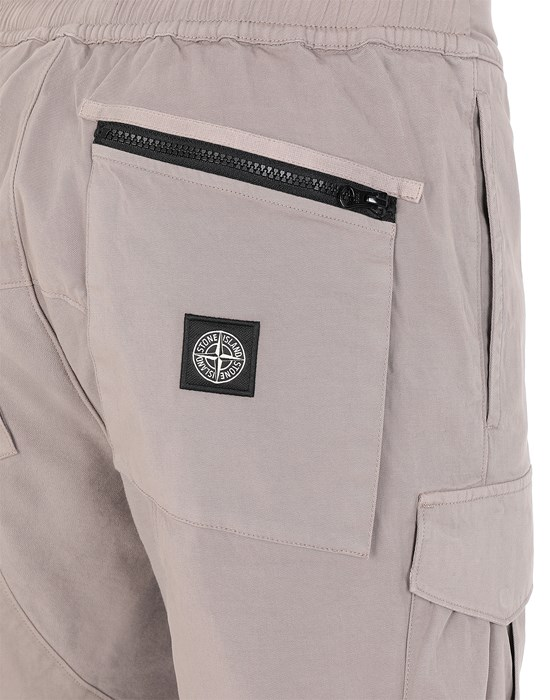 13478393pm - PANTS - 5 POCKETS STONE ISLAND