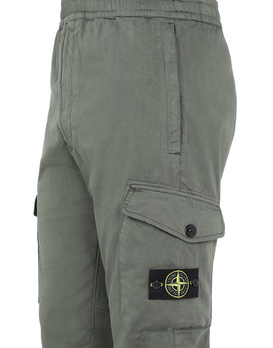13478394ih - TROUSERS - 5 POCKETS STONE ISLAND