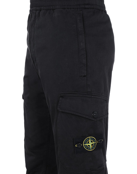 13478394ii - PANTS - 5 POCKETS STONE ISLAND