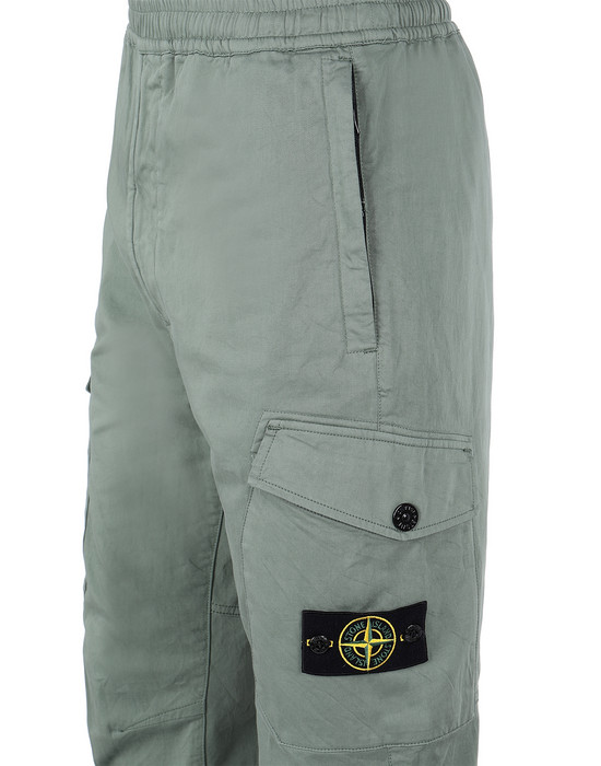 13478394wg - TROUSERS - 5 POCKETS STONE ISLAND