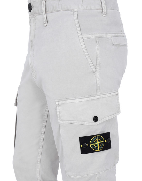 13478395hi - TROUSERS - 5 POCKETS STONE ISLAND