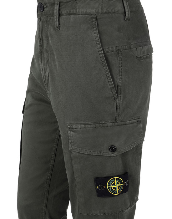 13478395vi - TROUSERS - 5 POCKETS STONE ISLAND