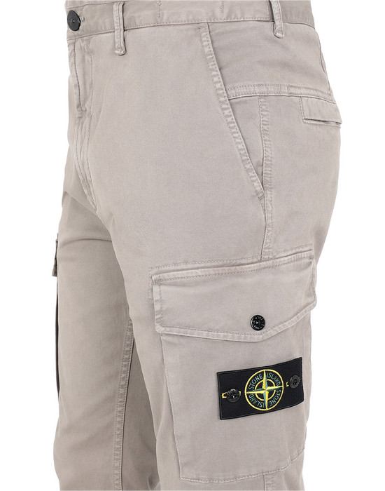 13478395xr - TROUSERS - 5 POCKETS STONE ISLAND