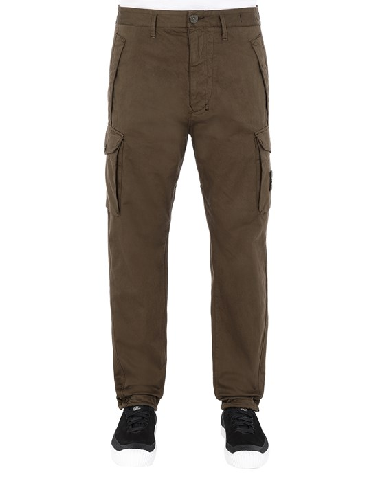 Trousers 326F4 GHOST PIECE STONE ISLAND - 0