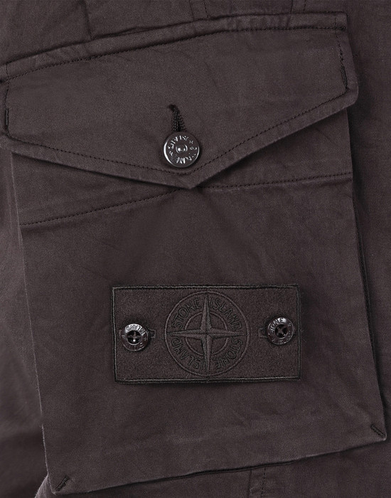 13478396ig - PANTS - 5 POCKETS STONE ISLAND