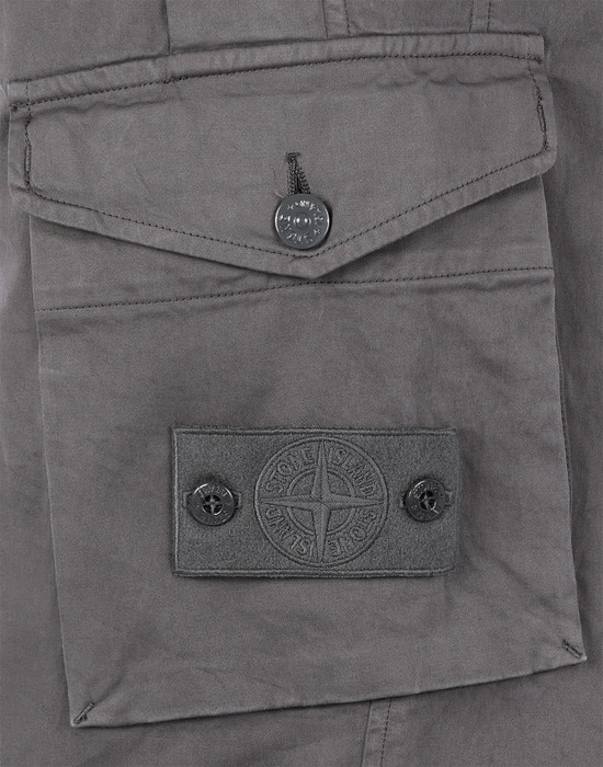 13478396sn - TROUSERS - 5 POCKETS STONE ISLAND
