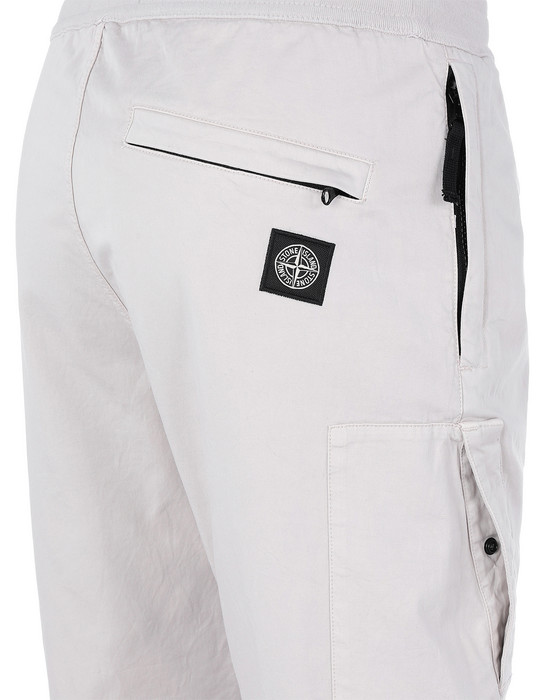 13478397bi - TROUSERS - 5 POCKETS STONE ISLAND