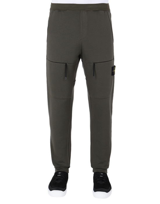 Fleece Trousers 63847 STONE ISLAND - 0