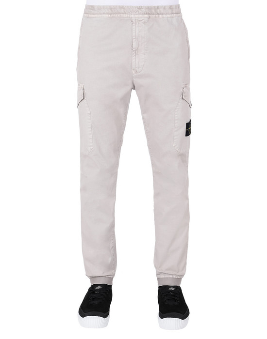 Trousers Man 314L1 T.CO+'OLD' Front STONE ISLAND