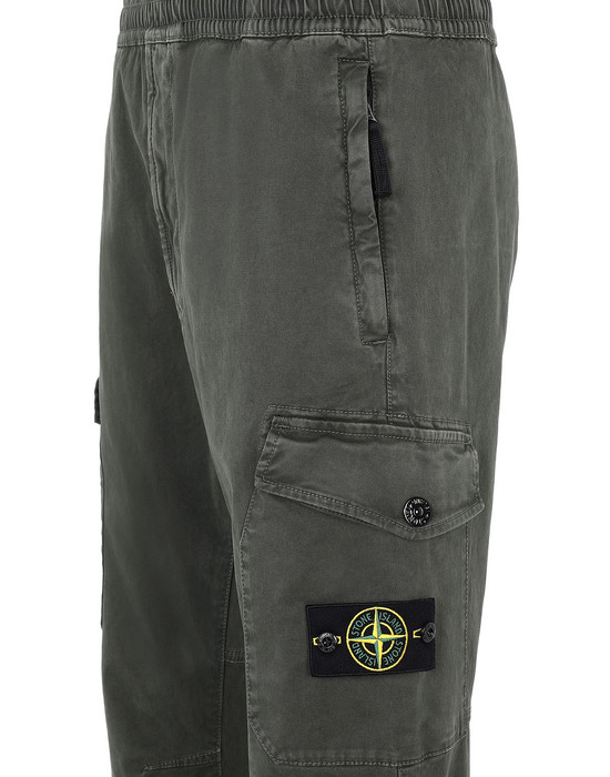 13478405kb - PANTS - 5 POCKETS STONE ISLAND