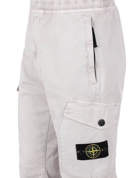 13478405lx - PANTS - 5 POCKETS STONE ISLAND