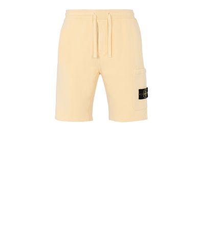 STONE ISLAND 64620 百慕大短裤 男士 黄油色 EUR 201