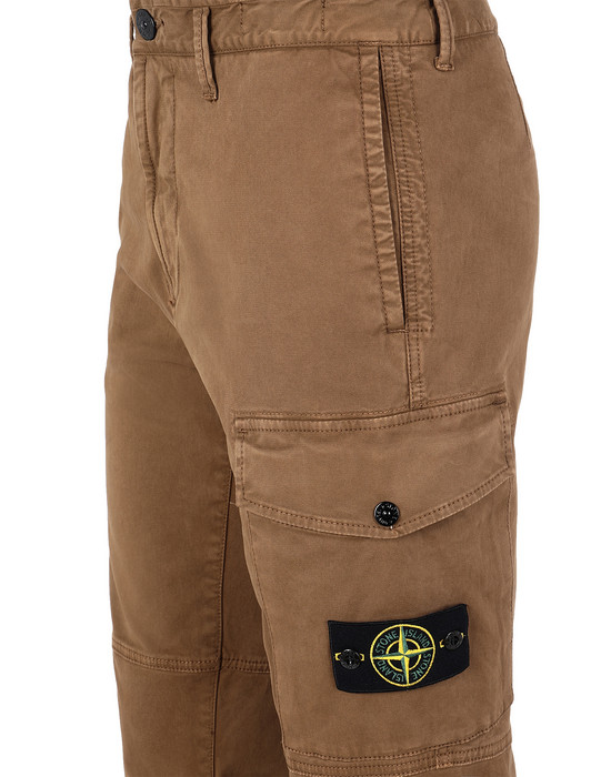 13478417gh - PANTS - 5 POCKETS STONE ISLAND
