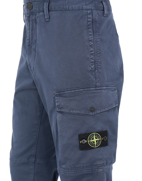 13478417kv - PANTS - 5 POCKETS STONE ISLAND