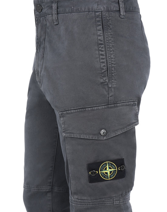 13478417lx - TROUSERS - 5 POCKETS STONE ISLAND