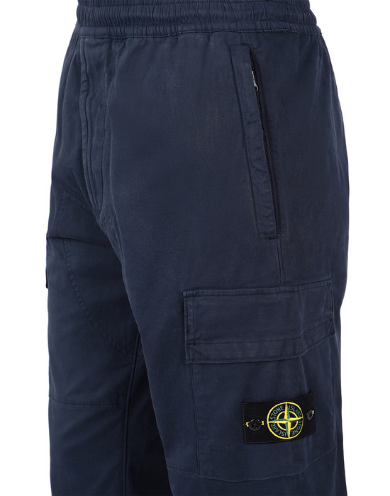 13478428ce - TROUSERS - 5 POCKETS STONE ISLAND