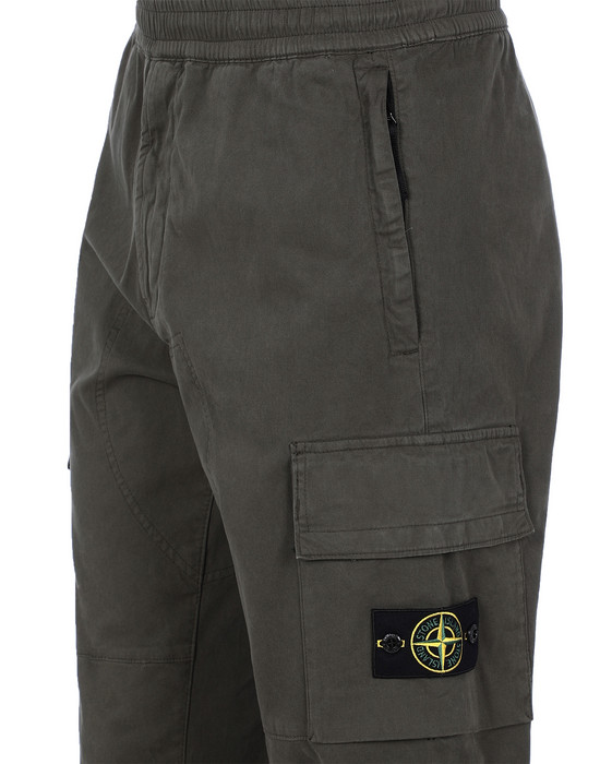 13478428xg - TROUSERS - 5 POCKETS STONE ISLAND