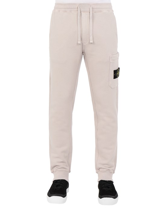 Fleece Trousers 64520 STONE ISLAND - 0