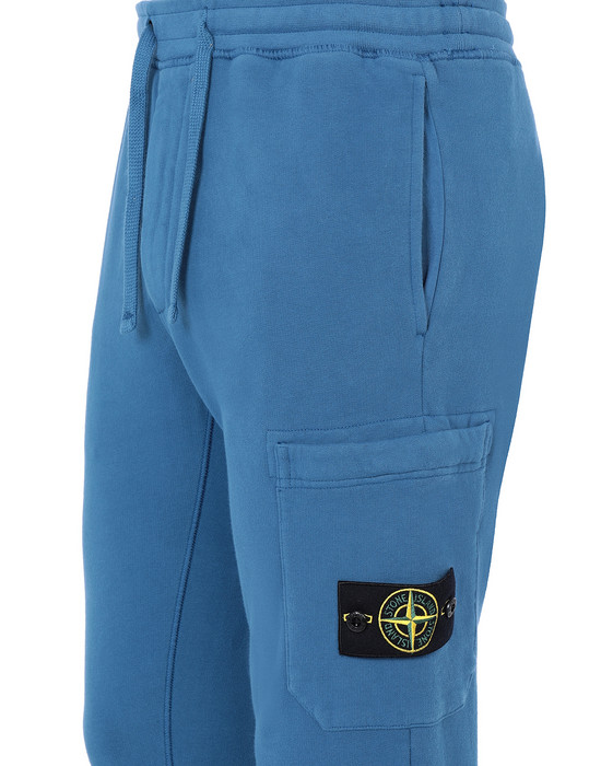 13478437ws - PANTS - 5 POCKETS STONE ISLAND