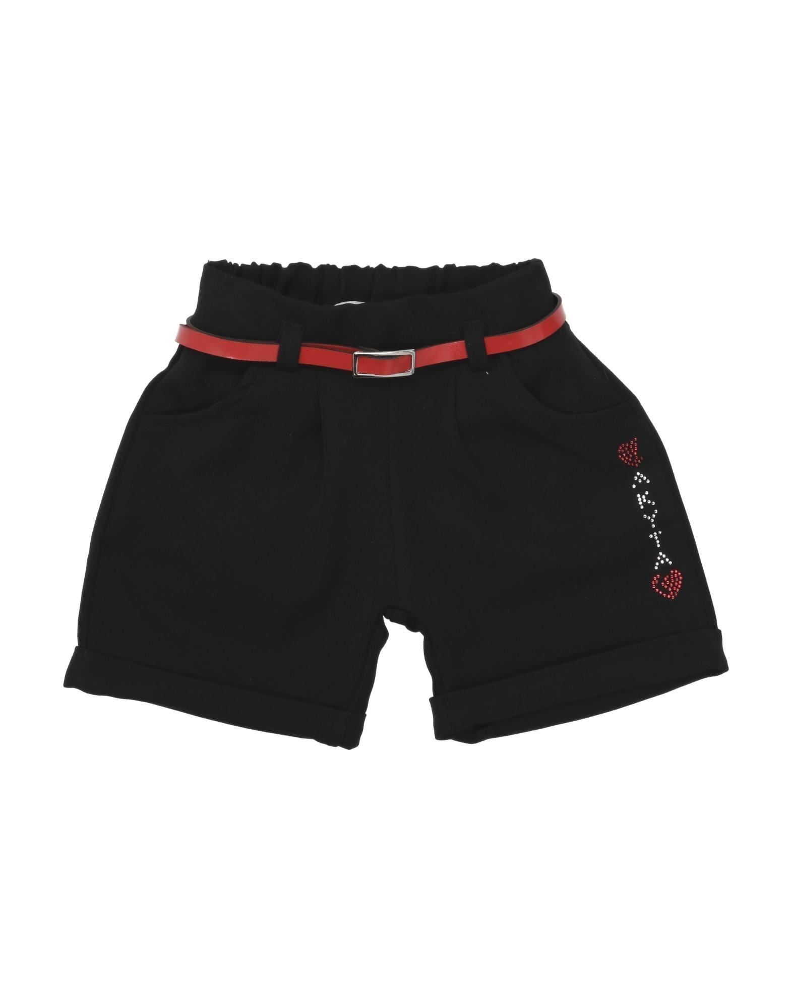 Akytanou Kids' Shorts In Black
