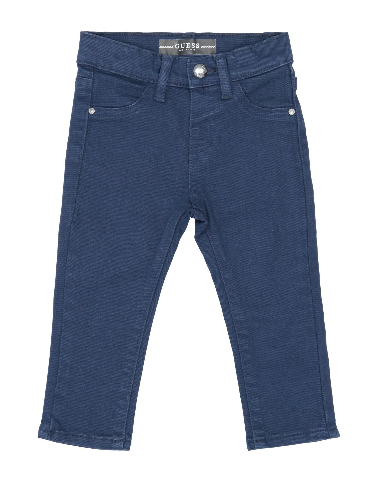 Guess Kids' Casual Pants In Blue