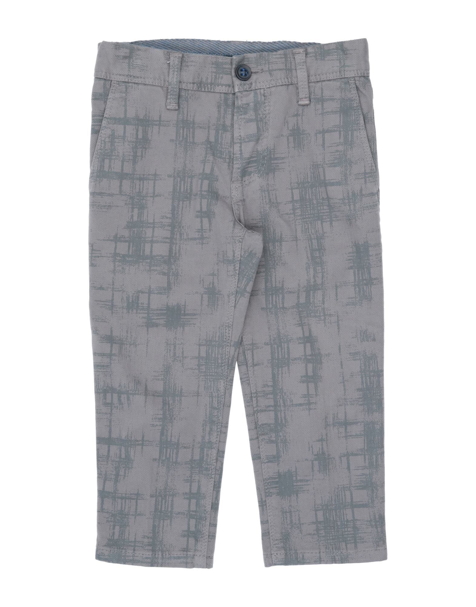 Myths Kids' Casual Pants In Gray
