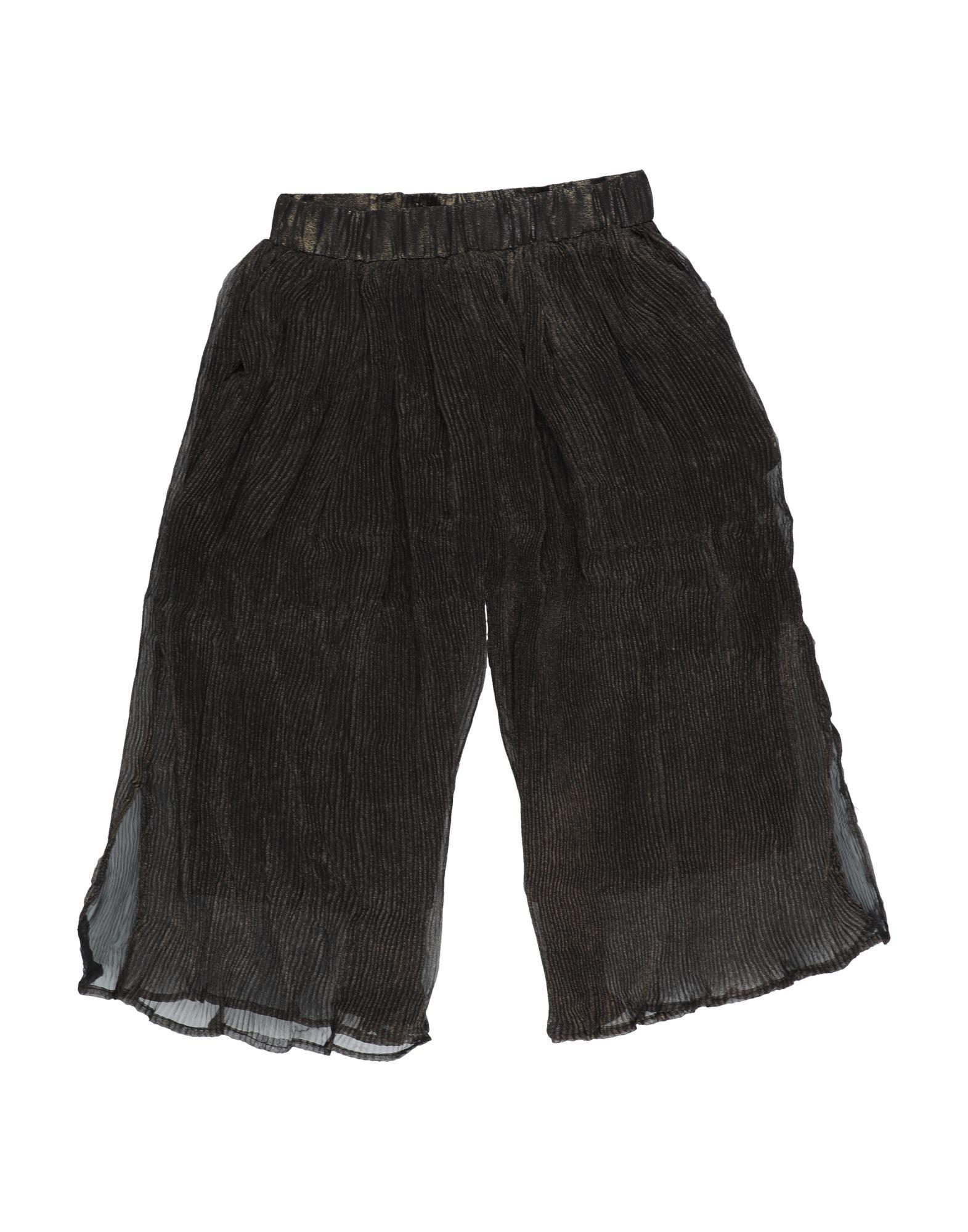 Fun & Fun Kids' Casual Pants In Black
