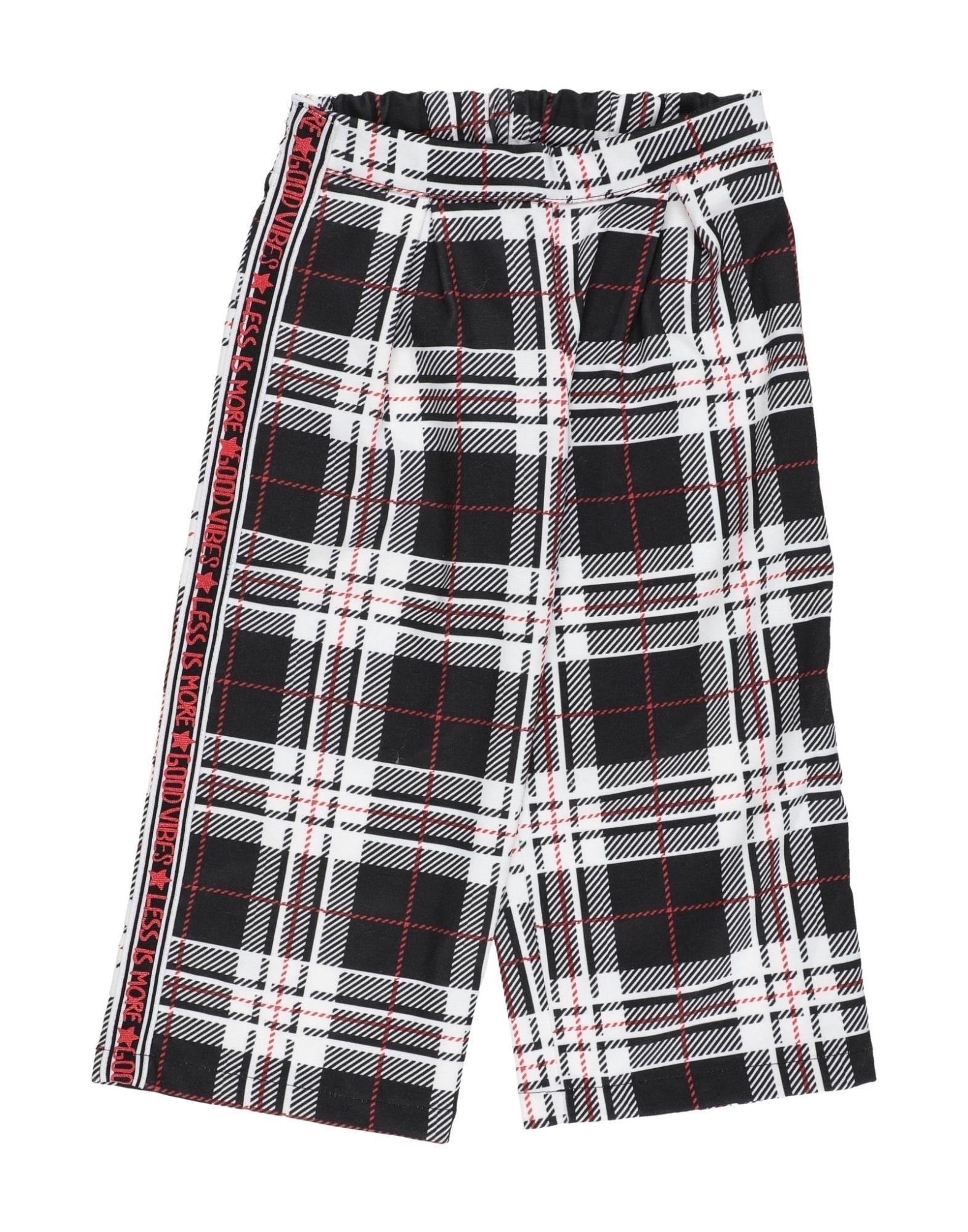 Meilisa Bai Kids' Casual Pants In Black