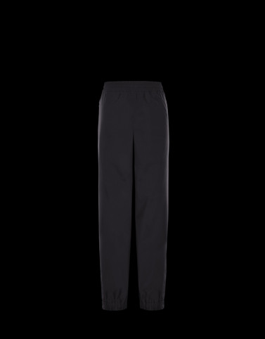 ATHLETIC TROUSERS Black Category Casual trousers Woman