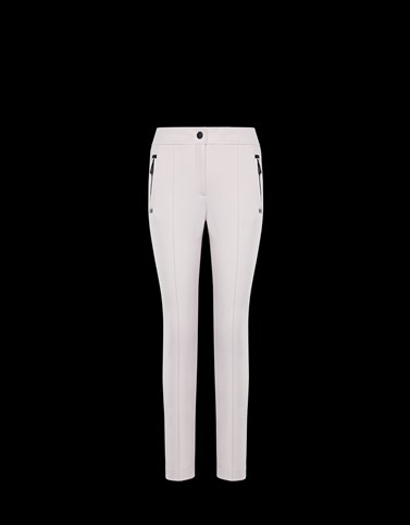 CASUAL TROUSER Light pink Category Casual trousers Woman