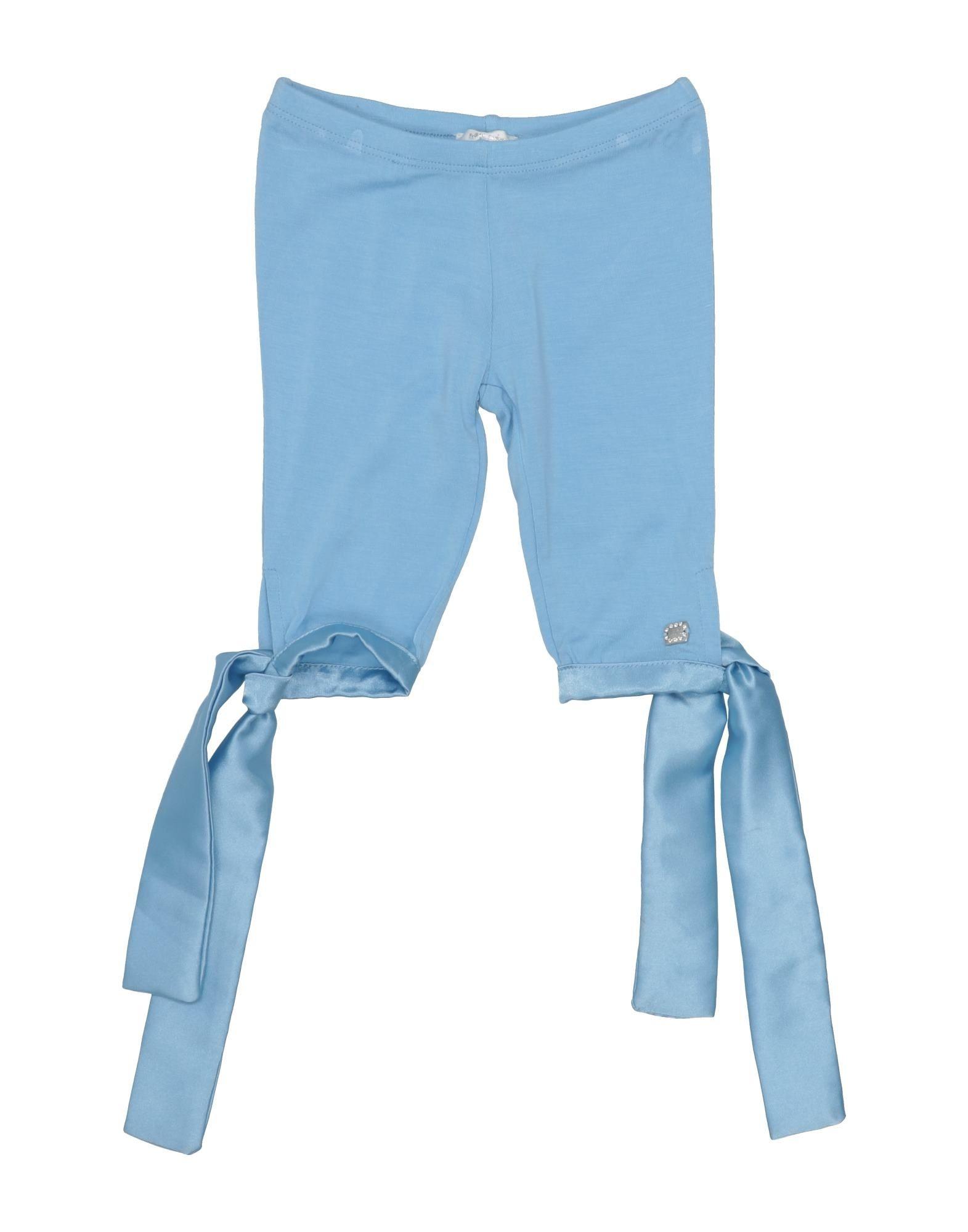 Microbe By Miss Grant Kids' Leggings In Blue